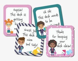 Student Desk Tags Cartoon Transparent PNG 760x560 Free Download on NicePNG