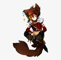 Werewolf Anime Boy Anime Boy Wolf Ears And Tail Transparent PNG 500x733 Free Download on NicePNG