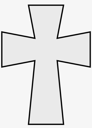 cross line drawing simple nicepng clipartmag pngio