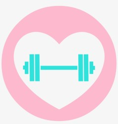 More Exercise After Heart Attack Linked To Lower Mortality Pink Fitness Icon Transparent PNG 1920x1920 Free Download on NicePNG