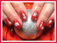 7 red prom nail designs : Woman Fashion - NicePriceSell.com