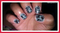 crackle nail polish designs pictures photos video pictures