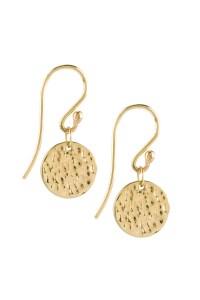 beautiful gold drop earrings : Woman Fashion ...
