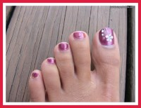 simple toenail designs : Woman Fashion - NicePriceSell.com