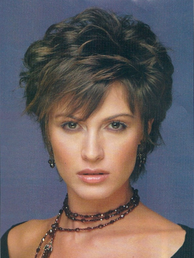 hair styles for short permed : woman fashion - nicepricesell