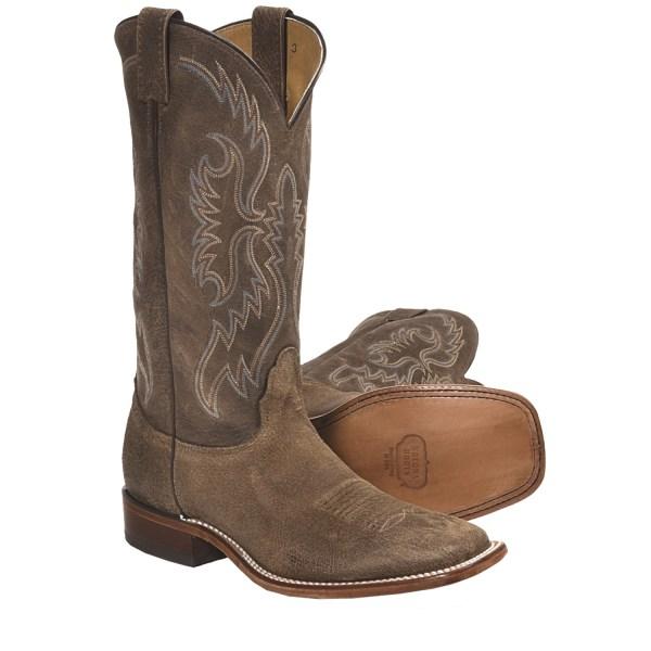 Square Toe Cowboy Boots Women