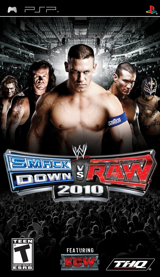 smackdown download psp