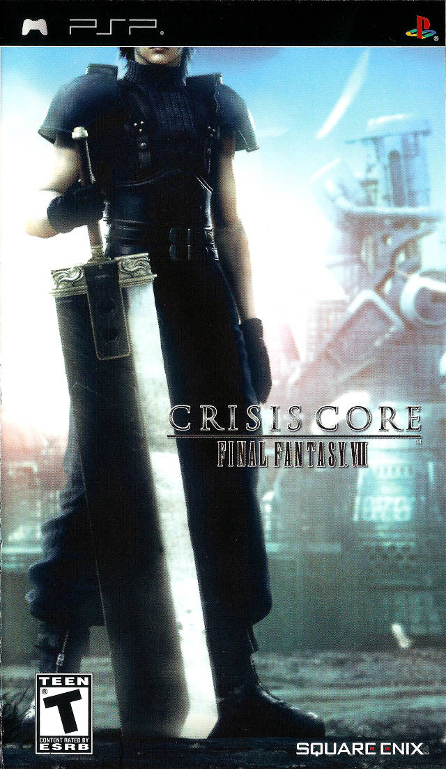 Crisis Core: Final Fantasy VII (USA) PSP ISO - NiceROM com