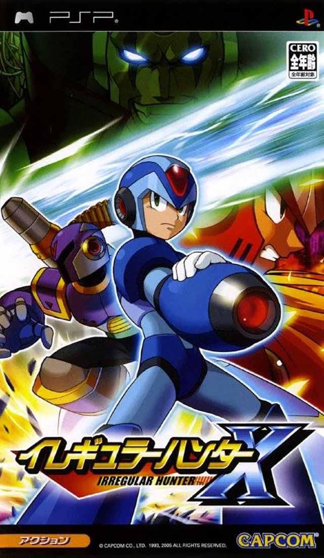 ⚡ Megaman psp rom download | Playstation Portable (PSP ISOs