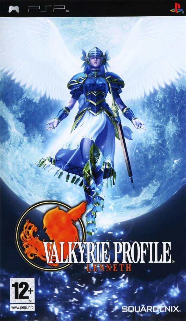Valkyrie Profile: Lenneth (Europe) PSP ISO - NiceROM com
