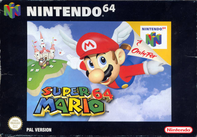 Super Mario 64 (Europe) N64 ROM - NiceROM com - Featured Video Game
