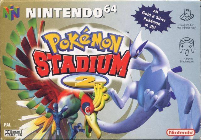 pokemon stadium 2 rom download