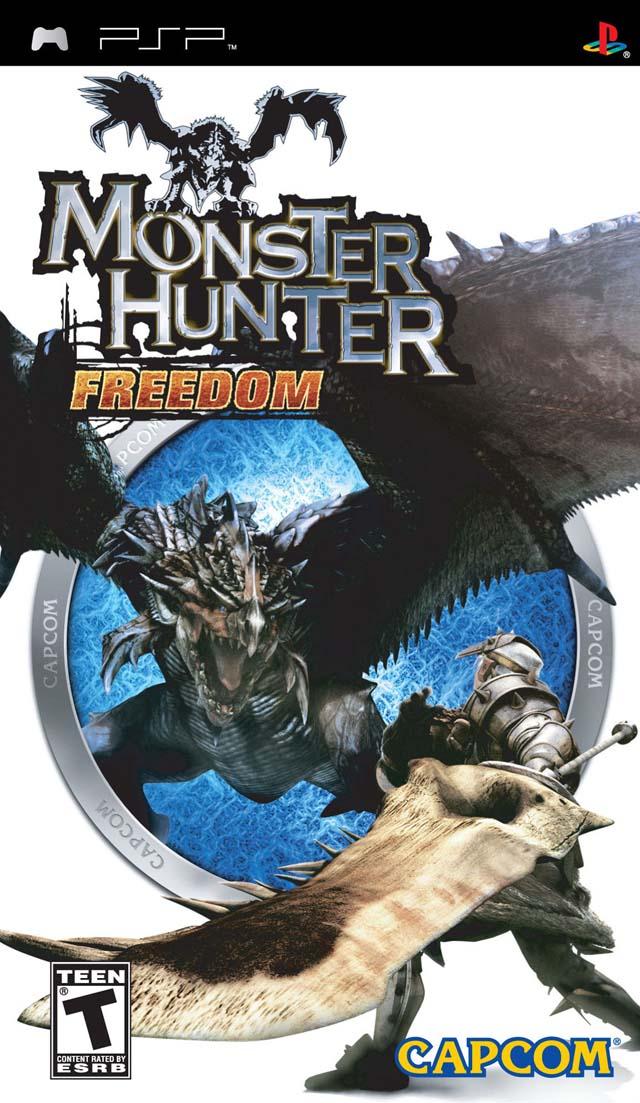 download file iso monster hunter
