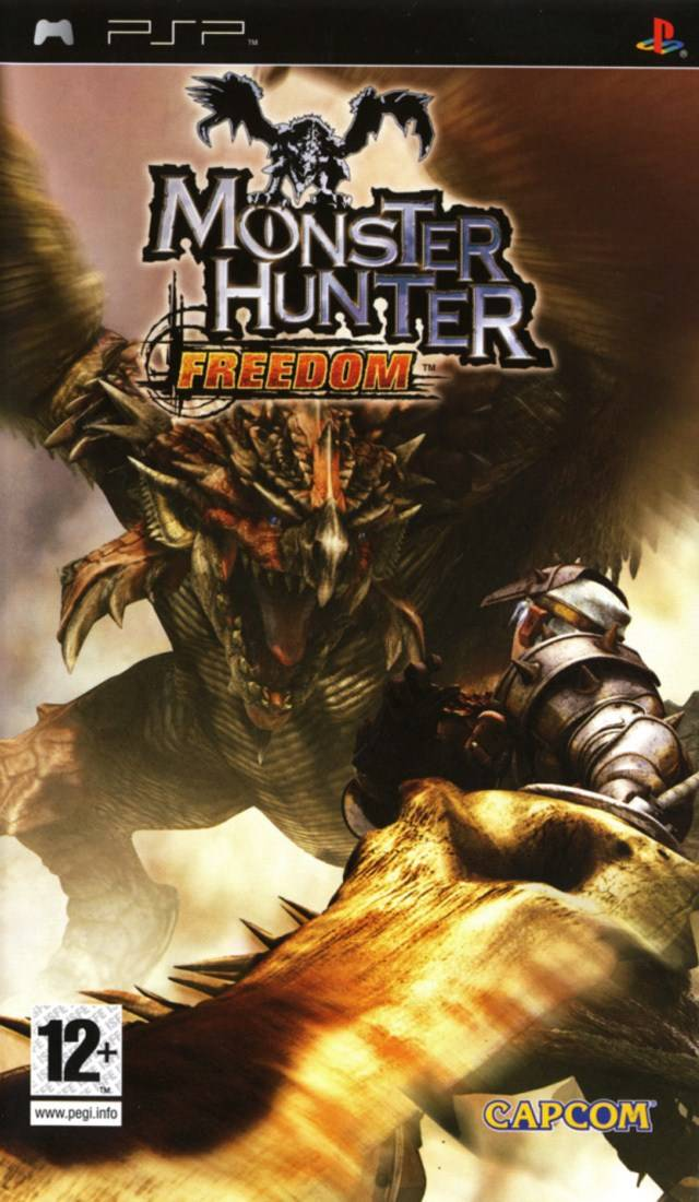 download iso monster hunter freedom 2