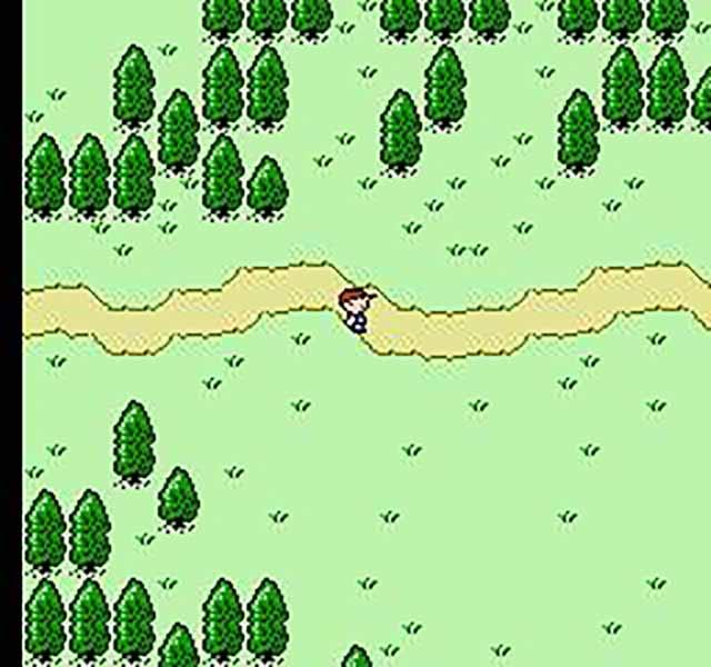 EarthBound Beginnings (USA) NES ROM