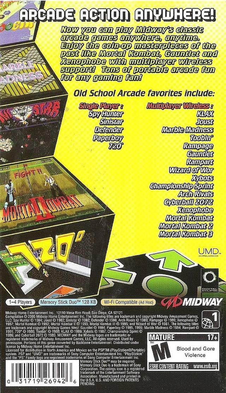 midway arcade treasures download