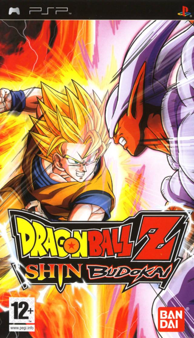 dragon ball super shin budokai mod download