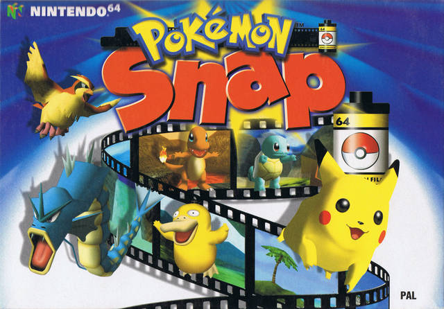 pokemon snap.z64