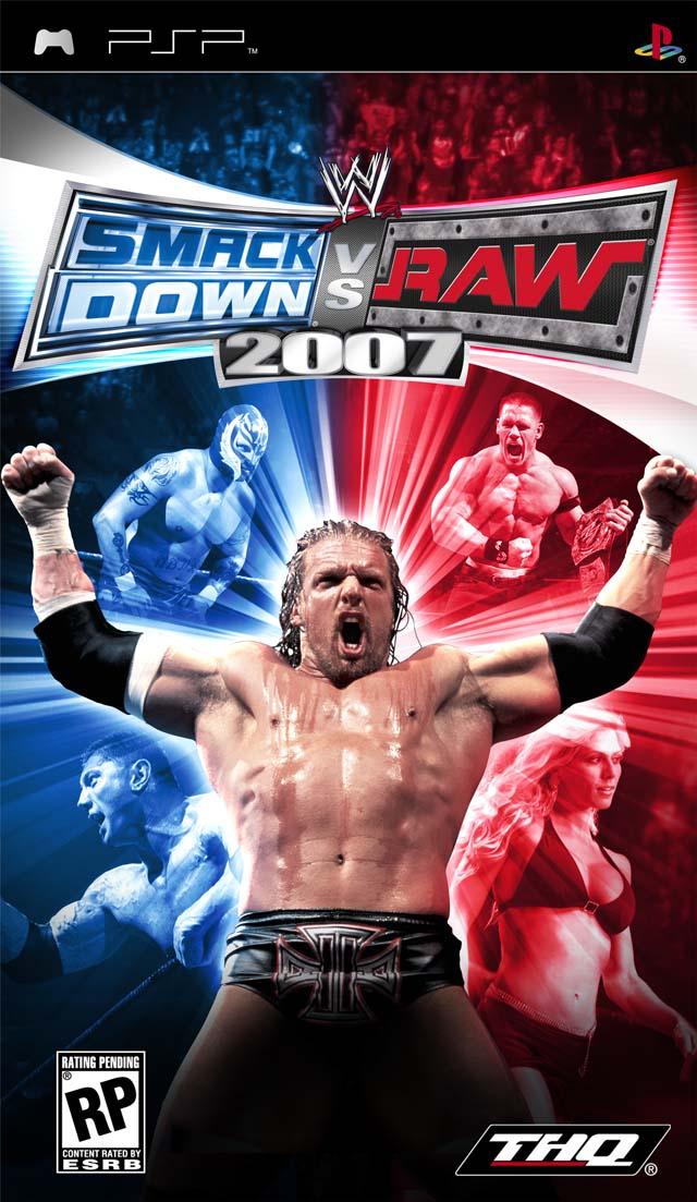 wwe smackdown 2009 psp iso