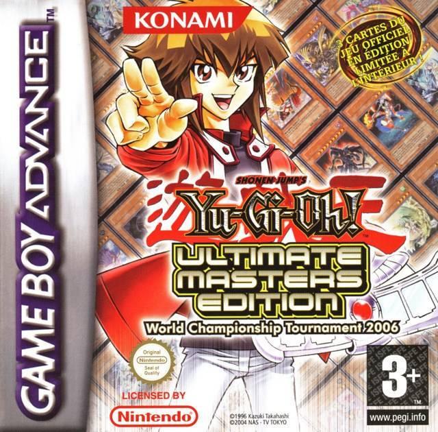 الـــــموضوع الـــشامل للعبة yu-gi-oh! Ultimate masters edition [جميع.
