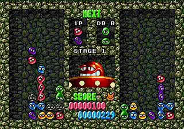Dr Robotnik S Mean Bean Machine Usa Genesis Rom