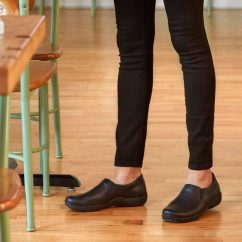 Shoes For Work In The Kitchen Nautical Hardware Best Non Slip Staff 2018 Top Picks