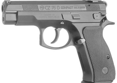 CZ – 75 D COMPACT 9MM