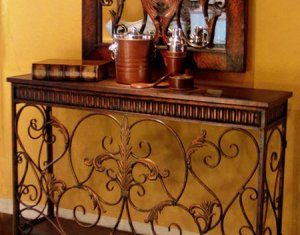 Dining Room Table Tuscan Decor