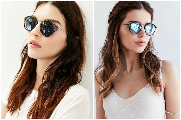 Ray Ban Icon Round Sunglasses