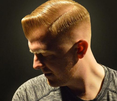 Combover – Taper Haircut Trends
