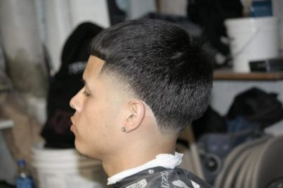 High Taper Fade - Taper Haircut Trends