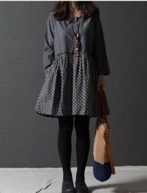 Polka-dot - 9 Ways to Mix & Match Polka-dot Motifs
