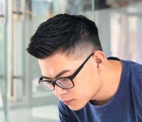 Quiff – Taper Haircut Trends