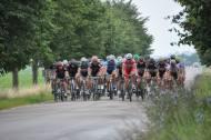 93 startande cyklister i H40