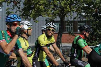 Team Åstorps CK innan start