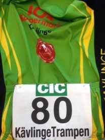 Dagens till ära kör jag för KCE - Kävlinge cykelentusiaster