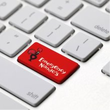 Funny, but how many accidental Nandos would be ordered if this was a real button?