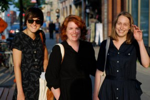 Conference Organizers: Jess Roberts, Jaime Roberts and Laura McGavin