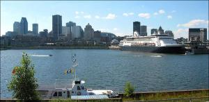 Vue sur le Vieux Port de Montréal 2004 du wikipedia français Photo:S.Lacasse