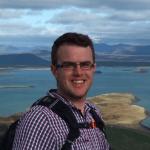 Peter Anderson, NiCHE New Scholars Rep, 2013-2014