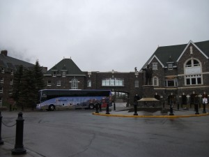 Van Horne at the Fairmont Banff Springs Hotel