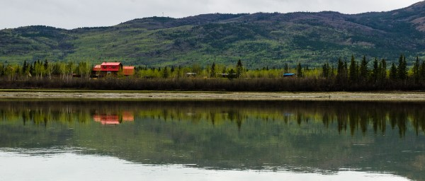 Development on the Yukon River