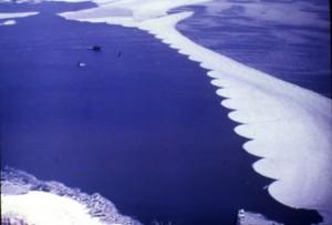 Niagara ice boom