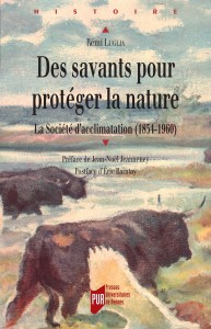 LUGLIA_Des savants pour protéger la nature_COUV