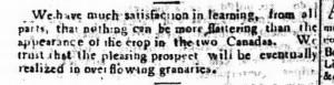 1816 08 20, QM, word of good crop0000