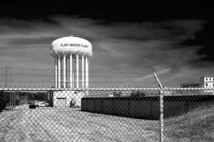 """Flint Water Crisis is Ongoing."" by George Thomas"