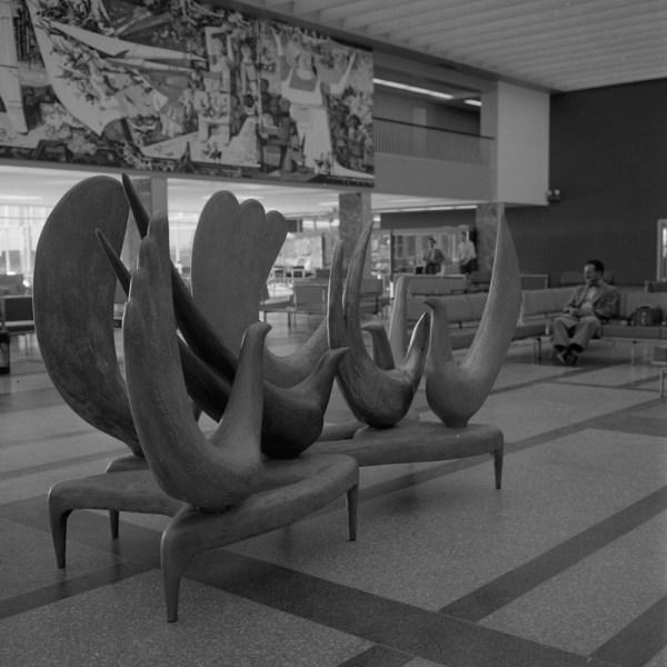 Gander International Airport, 1959