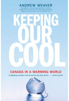 Image of book cover for Keeping Our Cool, Canada In A Warming World