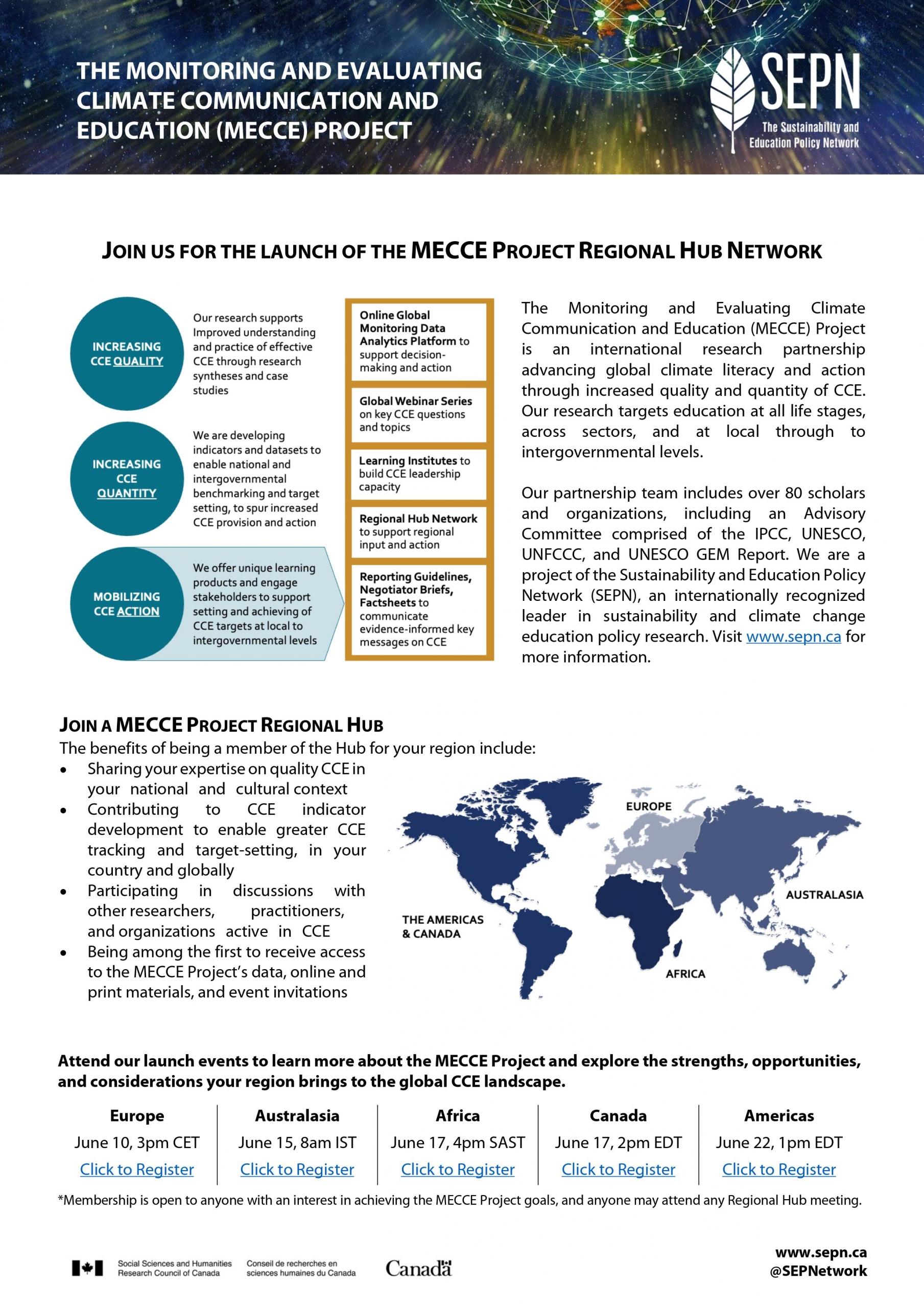 MECCE project