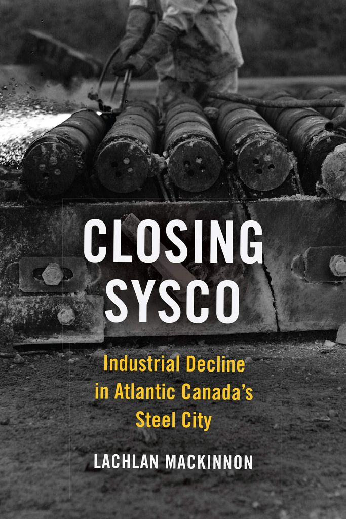 Cover of Closing Sysco by Lachlan Mackinnon